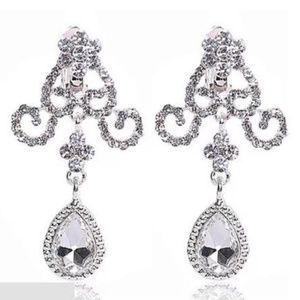 Earrings for formal evening events